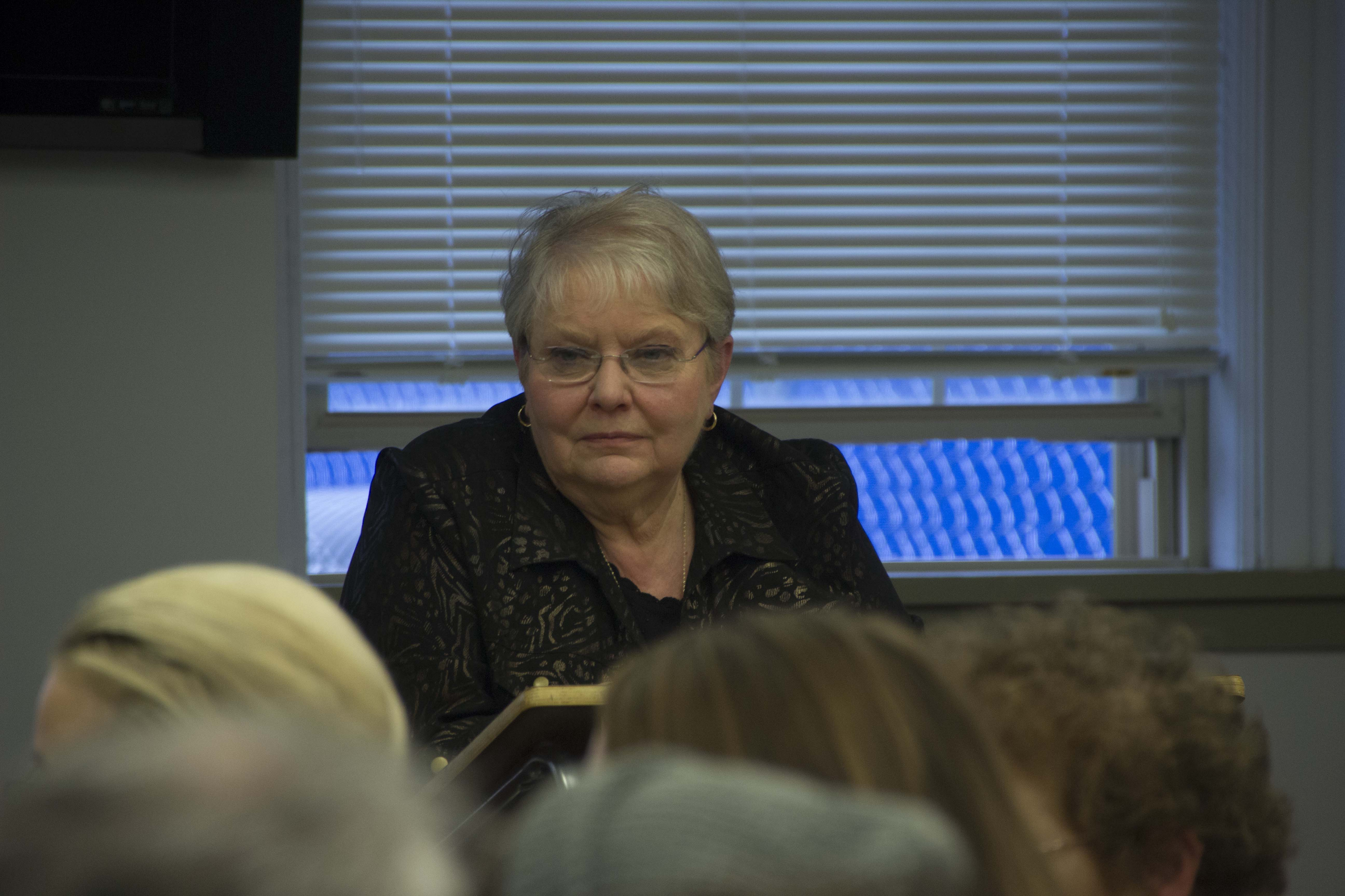 Holocaust Survivor Tells SUNY New Paltz Her Story Of Hiding