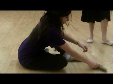 My Test: Alyssa Klein's Ballet Challenge