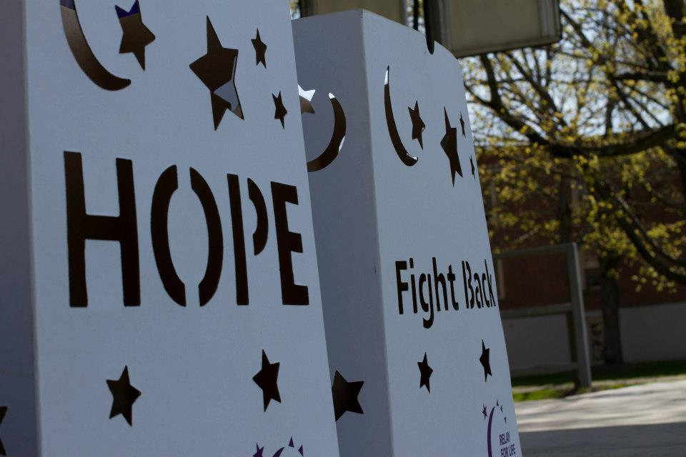 Relay for Life Stands the Fight