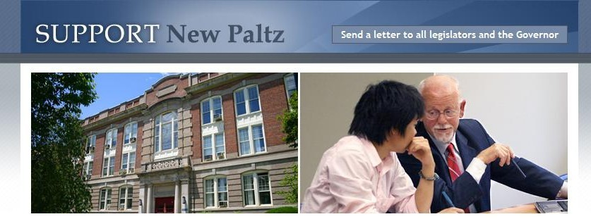 Paterson's Cuts Force Widespread Cutbacks at SUNY New Paltz