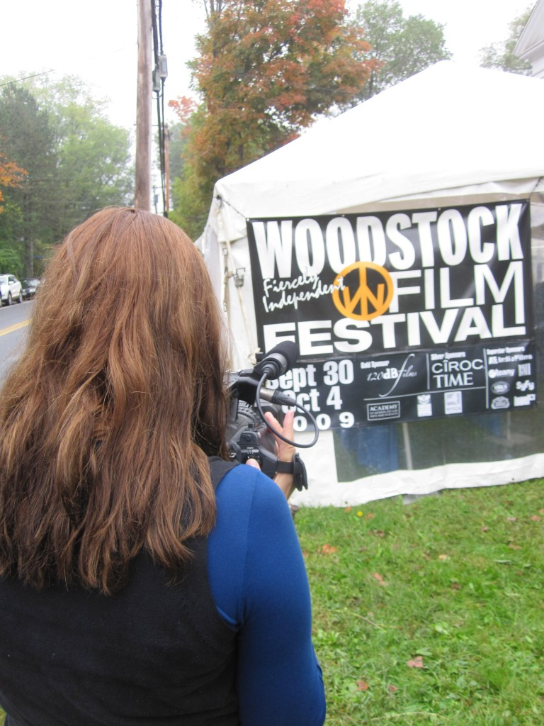 According to Lisa Meyer, Woodstock Film Festival's personnel and volunteer coordinator, student volunteers have been a big part of the festival since year one, helping the press office, box office, public relations office, venues, stage crew, audio crew and traffic director. By Tevita Toutaiolepo