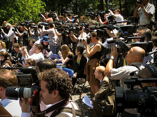 Journalists: Evolve AND Create