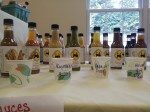Locally made hot sauces from Evolutionary Organics located on Springtown Rd. in New Paltz. Photo by Kelly Fay.