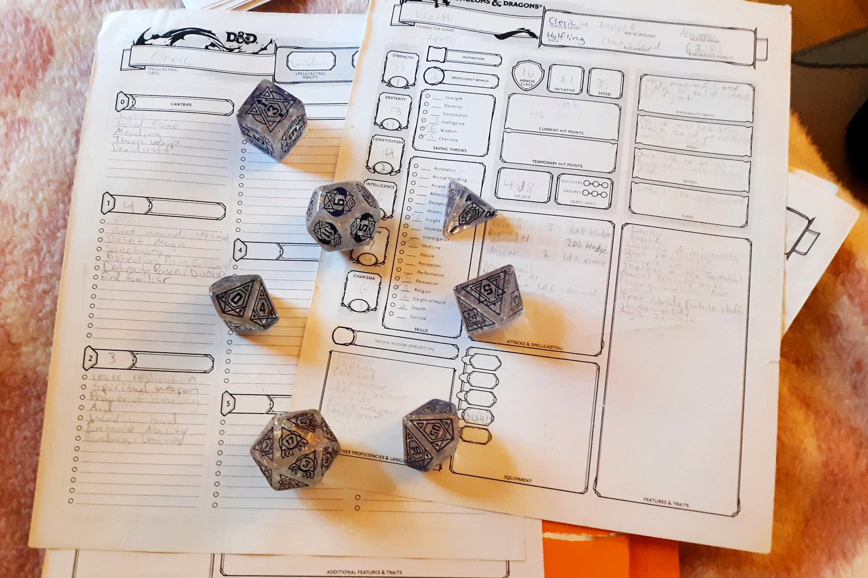 How Dungeons and Dragons Brought Friends Together During COVID-19