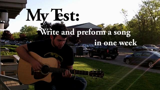 My Test: Dan O'Regan