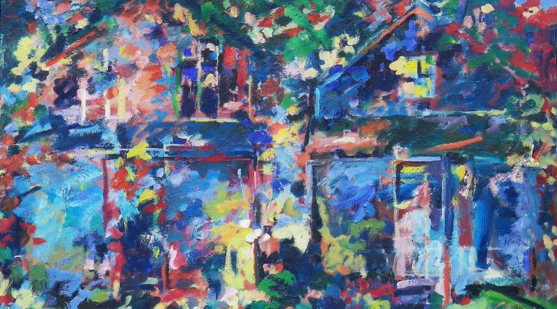 The Impact of Jazz: Painter Robert Crimi and How Music Shaped His Art