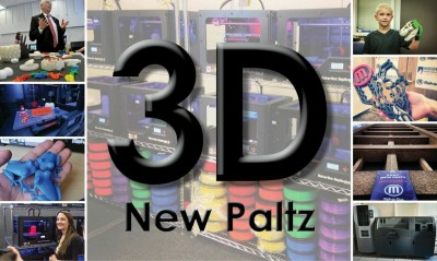 "SUNY New Paltz 3D Printing Lab Rejects Printing ""Ghost Gun"""