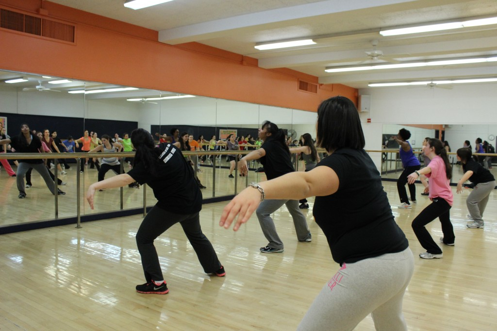 Suny new paltz joins group exercise trends the little