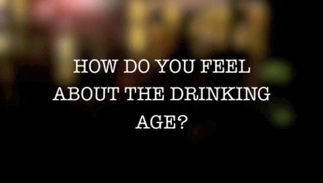 New Paltz Students Weigh in on the Drinking Age