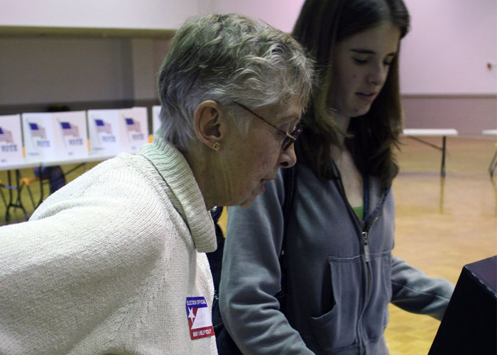 At Polls, Voters Have Distinct Motivations
