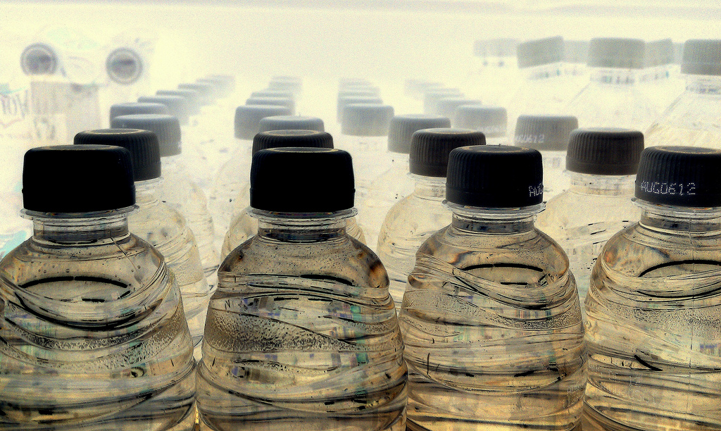 Campus Community Reacts to Water Bottle Ban