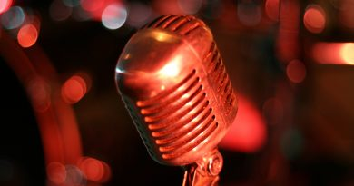 Audio Postcard: Open Mic at Cafeteria