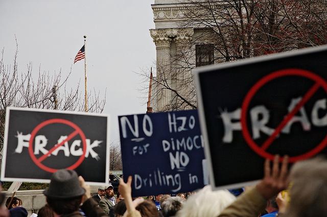 A Big Fracking Problem