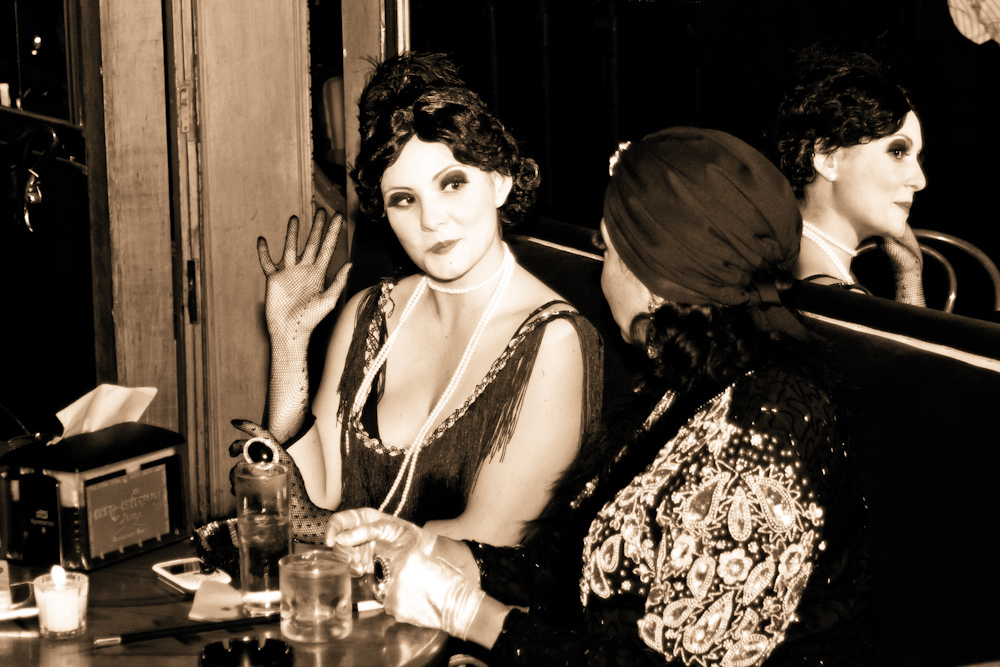 The 20's was a time of real culture with jazz and dancing as opposed to the current state of our society. Photo courtesy of Krudo.