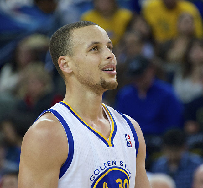 Stephen Curry is the NBA MVP