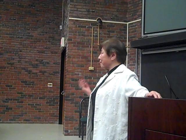 Tomiko Morimoto West Discusses Hiroshima