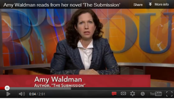 Amy Waldman reads from The Submission.