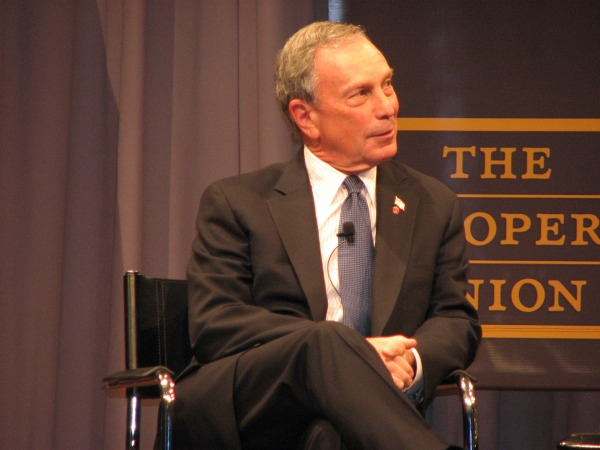 Carden's Capitol Corner: The Downfall of Michael Bloomberg