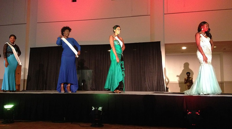 African Culture Preserved in Annual On-Campus Pageant