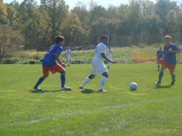 Soccer: Hawks Mauled by Bears