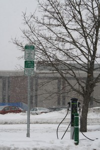 EV Stations Photo by Harris Yudin