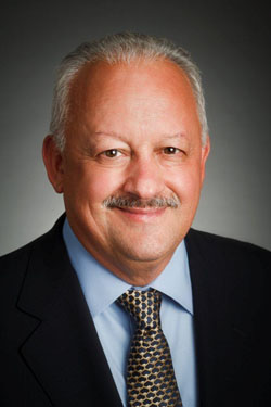 Dr. Tomas Morales, College of Staten Island President and alumnus of SUNY New Paltz, will be the Undergraduate Commencement speaker this May. Photo provided by SUNY New Paltz.