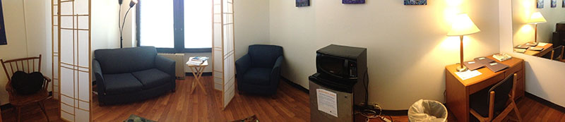 Suny New Paltz Sub Room