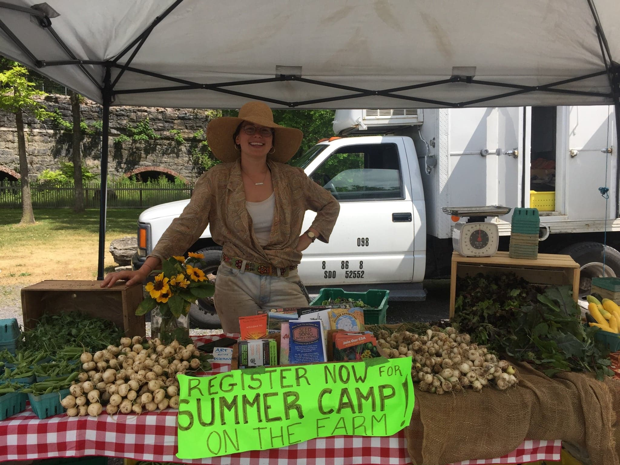 Sustaining Agriculture and Community Billie's Way