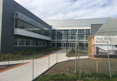 New Science Hall Benefits Students, Faculty and the Environment