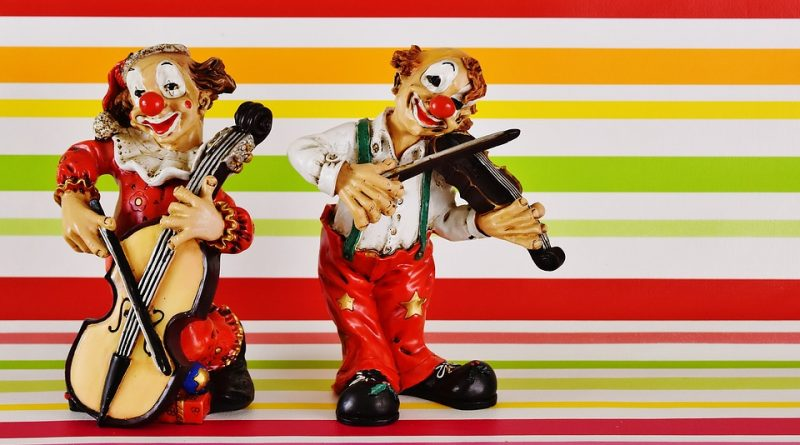 Clowns: A Misunderstood and Declining Profession