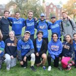 Audio Postcard: SUNY New Paltz Quidditch Team Practice