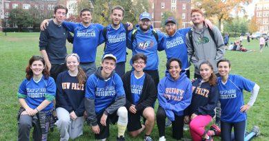 Audio Postcard: SUNY New Paltz Quidditch Team Practice
