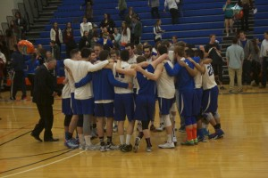 New Paltz Men's Volleyball Road to NCAA Tournament