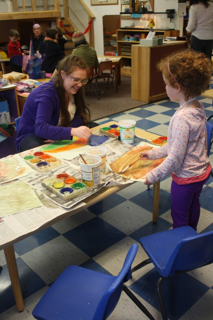 Students Juggle Academics, Parenting Pressures