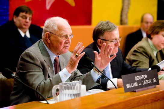 Larkin Retains Senate Seat