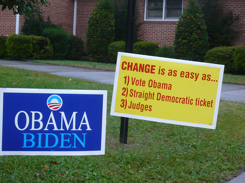 Labeling the 2012 Presidential Campaign
