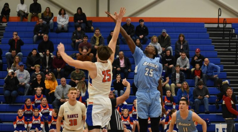 SUNY New Paltz Men's Basketball Opens Up 2019-2020 Season with 90-79 Win Over Baruch