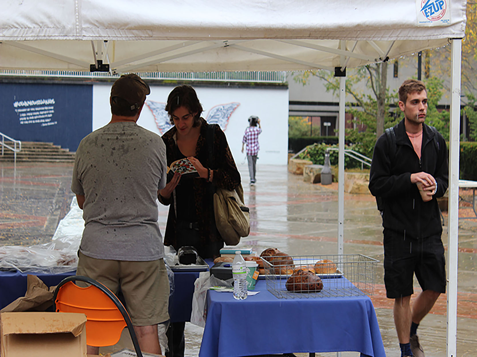 SUNY New Paltz's Farmers Market Returns to Campus