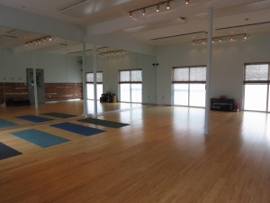 "New Paltz Rock Yoga opened on Oct. 2 and is the only yoga studio in New Paltz that offers Bikram, or ""hot,"" yoga. Photo Courtesy of NP Rock Yoga Facebook."