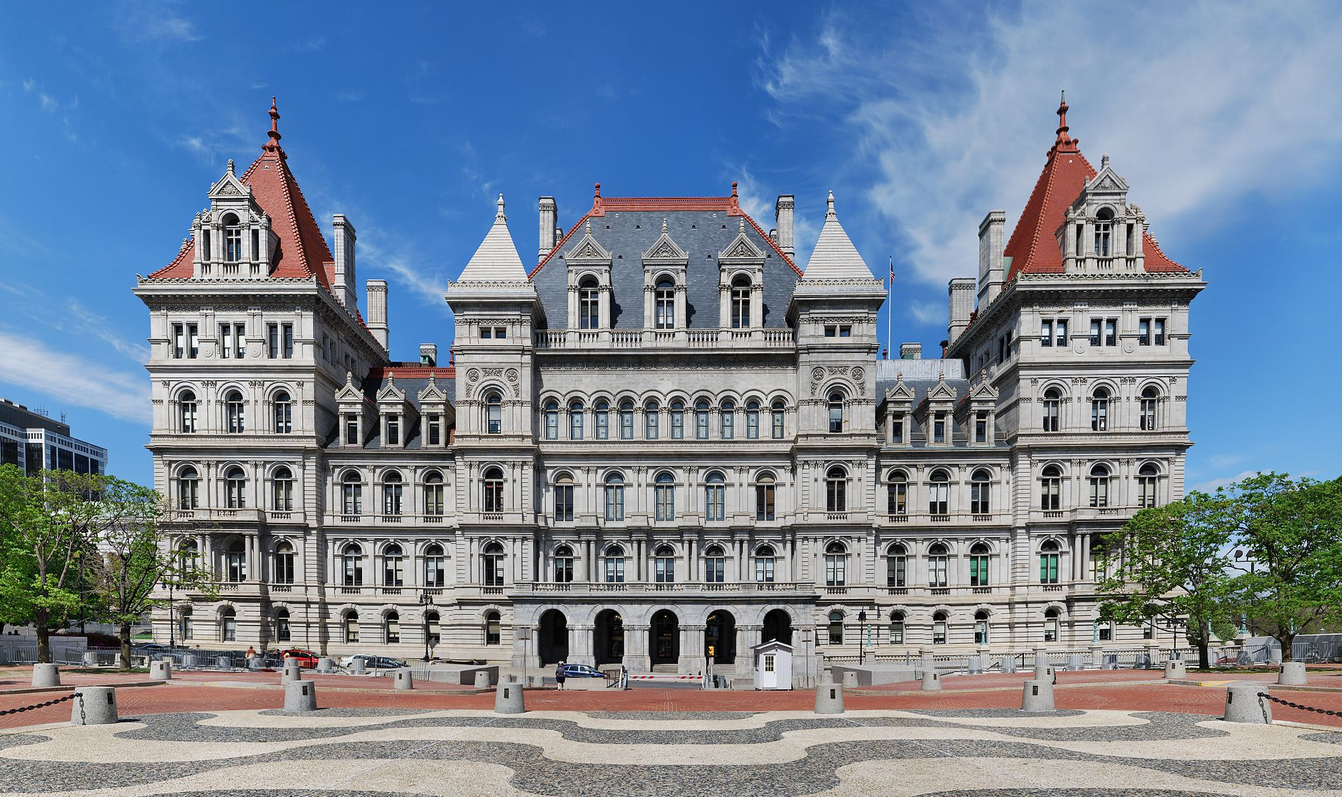 Electronic Legislative Bills Now Distributed in New York
