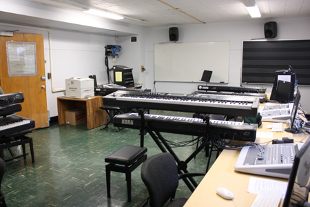 "New Recording Studio ""A Musician's Dream"""