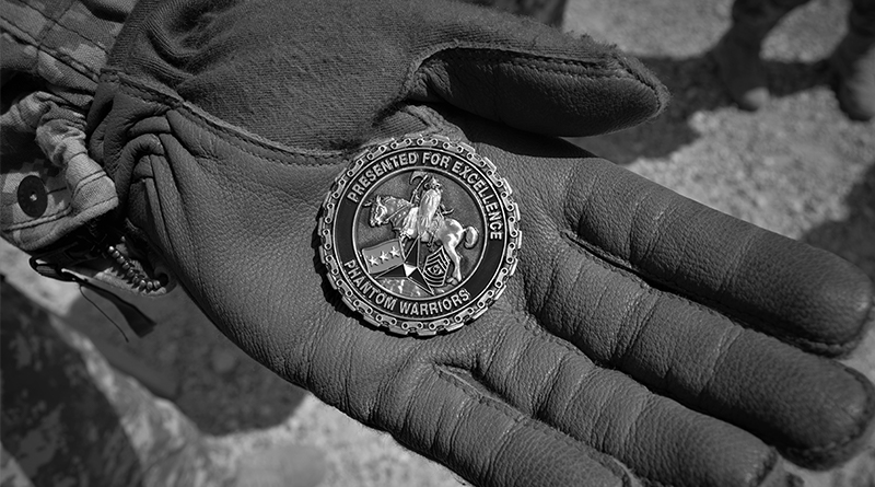 """Thank You for Your Service"" Photo Essay from a Veteran"