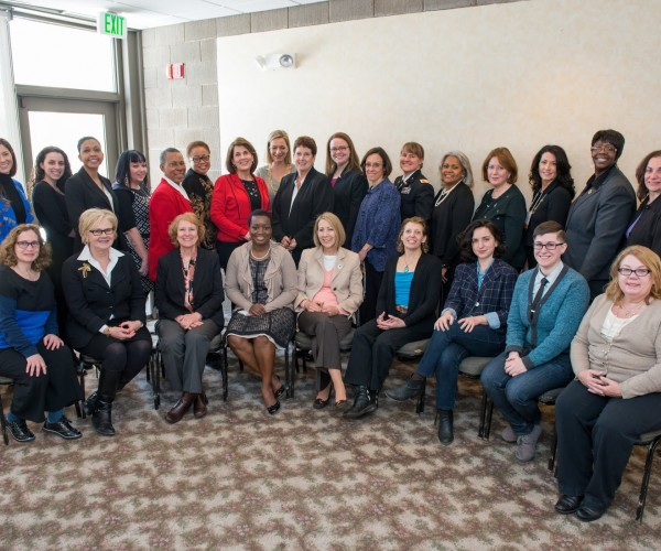 SUNY New Paltz Hosts Women's Mini-Summit