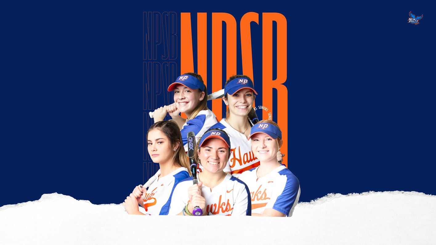 SUNY New Paltz Softball 2020 Senior Class