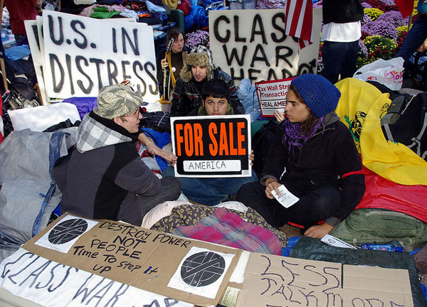 Occupy Wall Street and the Unions