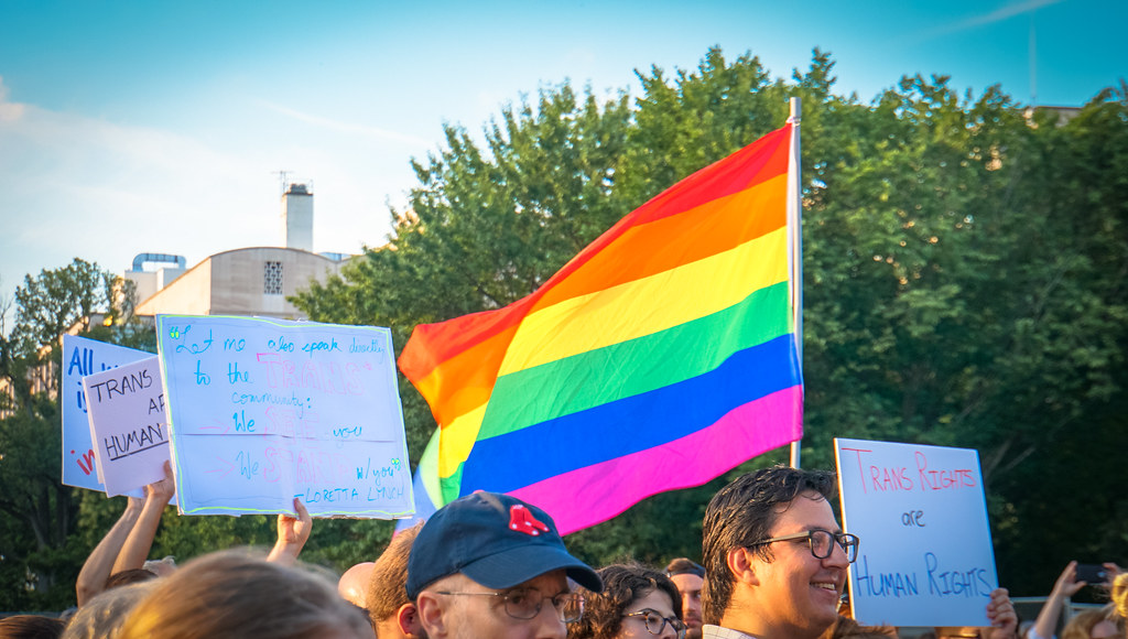 The Mental Health Pandemic in the LGBTQ+ Community