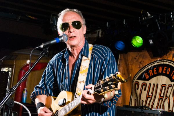 British Rocker Graham Parker Visits New Paltz