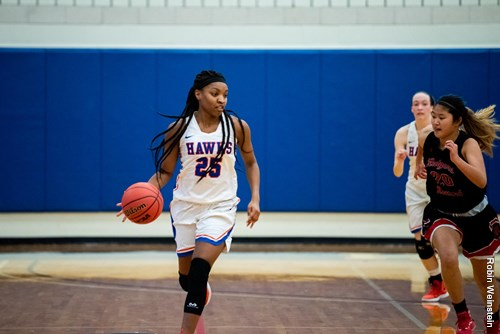 SUNY New Paltz Women's Basketball Senior Philesha Teape Earns SUNYAC/PrestoSports Athlete of the Week Honors