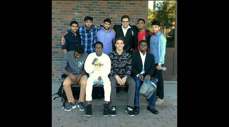 Muslim Students Search for Recognition
