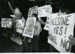 Pro-P.L.O. SUNY students. April 13, 1983.